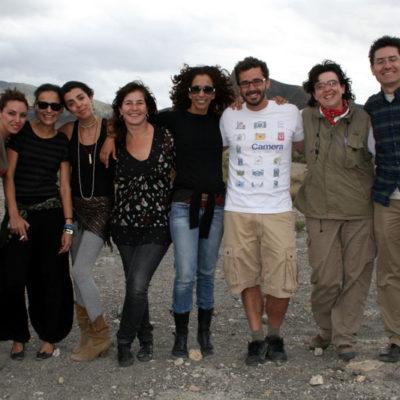 Photoshooting con Mario Sierra - ELLE, con Rosario