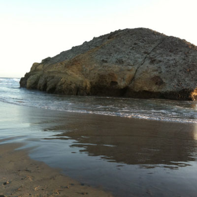 Playa de Mónsul - P.N. Cabo de Gata