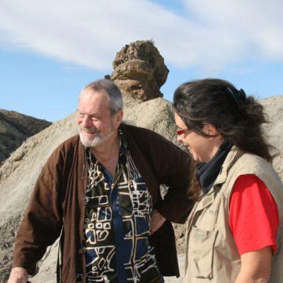 AEC 2014 ruta de reencuentro con Almería, con Terry Gilliam