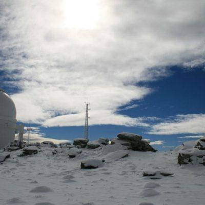 Centro astronómico Calar Alto