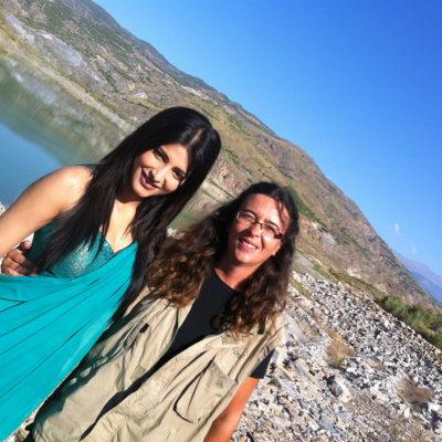 Con Shruti Haasan
